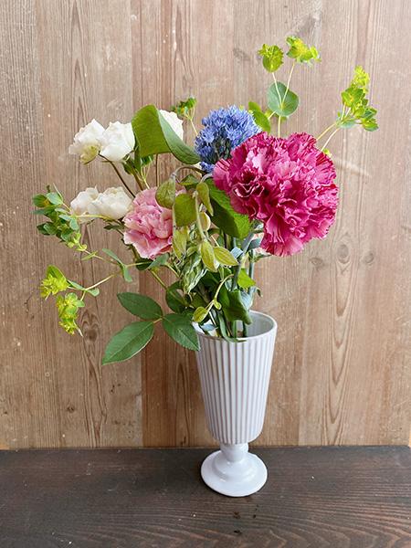 LIFFT4月に届いたお花